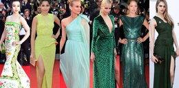 Hit Cannes: zieleń podbiła czerwony dywan