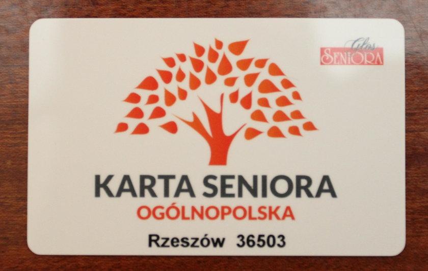 Karta Seniora