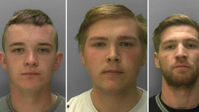 Trzech Brytyjczyków skazanych za pobicie Polaka