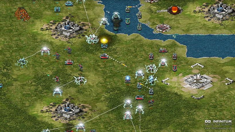 gameplanet Battle for Europe