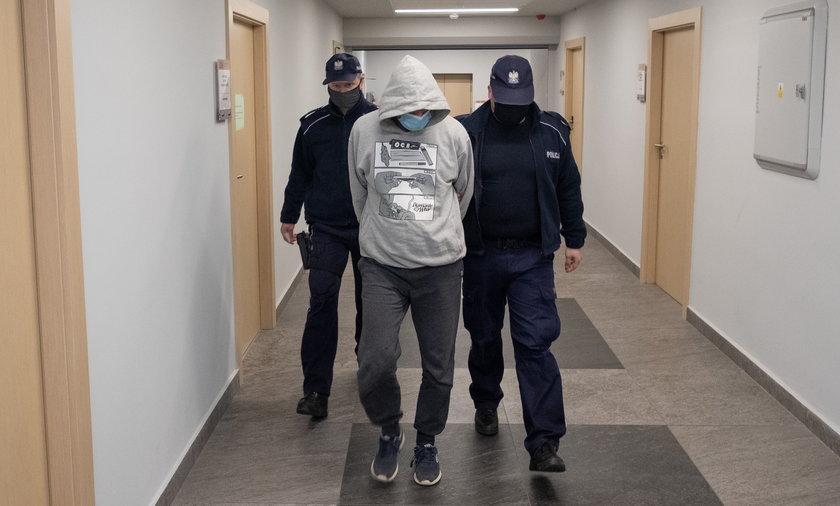 Tomasz M. skazany za zabójstwo szwagra.