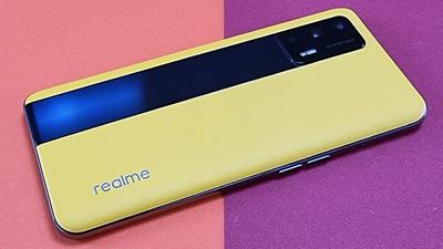 Realme GT im Test: 120-Hz-OLED, Snapdragon 888 und viel Speicher ab 369 Euro