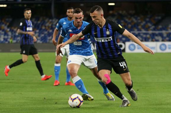 Inter je pretrpeo težak poraz u Napulju