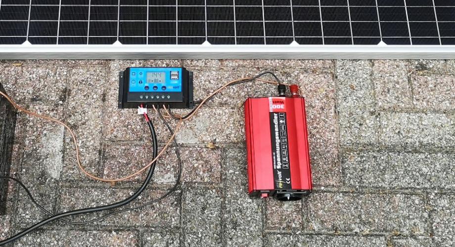 Insel-Solaranlagen: Stromversorgung für Schrebergarten & Co.