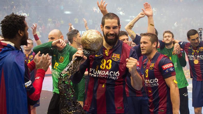 Piłkarze ręczni Barcelony wygrali Ligę Mistrzów