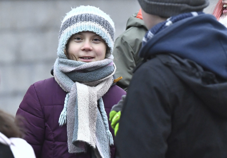 Greta Tunberg
