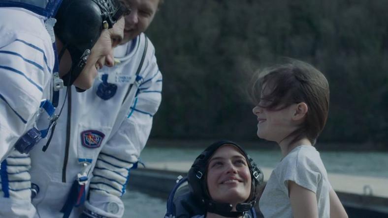 "Kadr z filmu ""Proxima"""