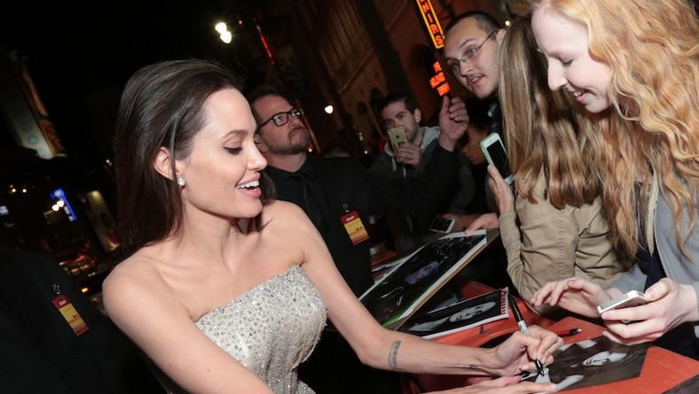 Angelina Jolie powinna być narzeczoną Frankensteina