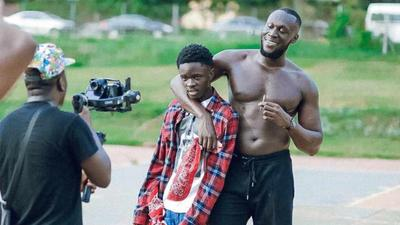 Confusion as Yaw Tog says he made Stormzy 'more popular' in Ghana (VIDEO)