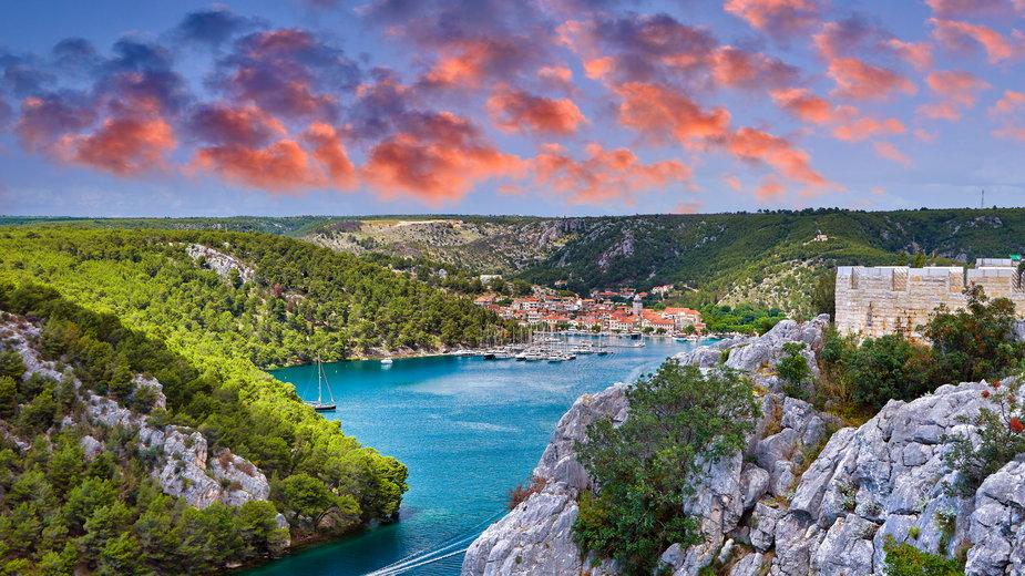Szybenik, Chorwacja