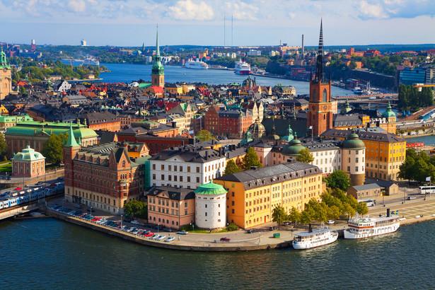 Szwecja wysłała myśliwce Gripen na leżącą na Bałtyku Gotlandię