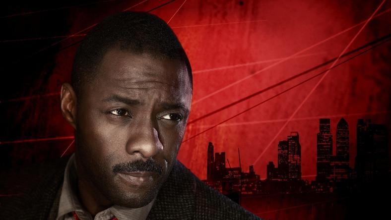 "Idris Elba jako ""Luther"""