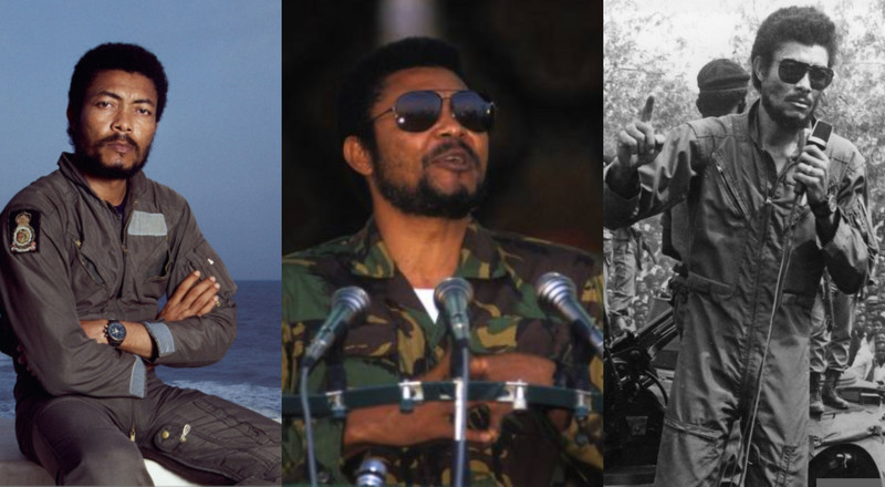 Quiz: Answer these questions like JJ Rawlings and we will tell you his trait that you possess