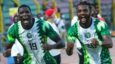 Paul Onuachu scores at the death to give Super Eagles of Nigeria a 1-0 win over Benin in AFCON qualifier