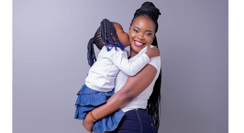 They're already calling you ugly- Bahati's baby Mama cries out in emotional letter to daughter