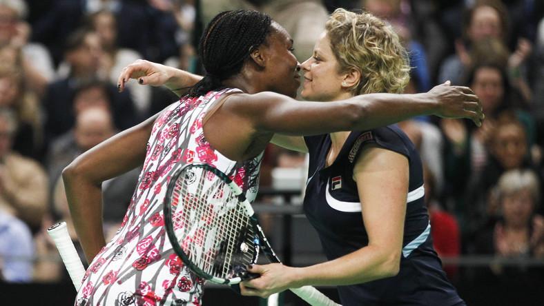 Venus Williams i Kim Clijsters