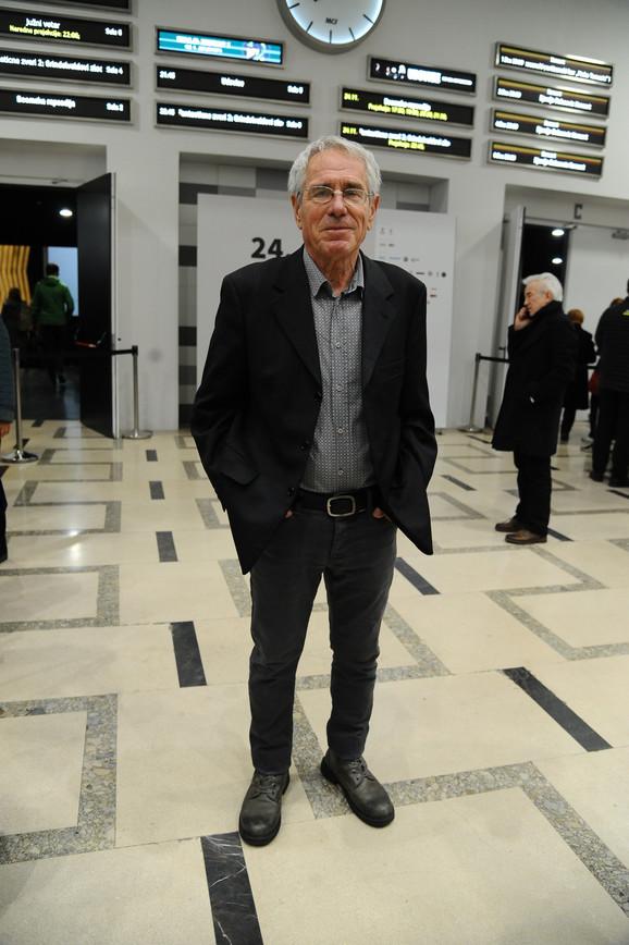 Želimir Žilnik: Jako dobar ambijent za filmove kakvi mene interesuju