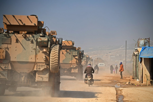 Sirija: Ubijena dvojica turskih vojnika