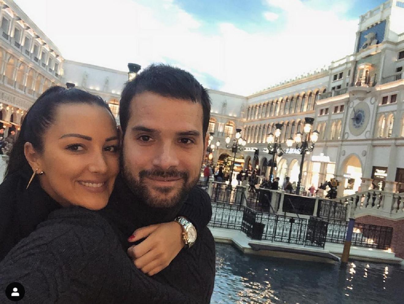 Aleksandra i Filip Živojinović