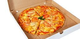 Toksyny w pizzy na wynos! Szczegóły