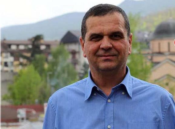 Miroslav Mršević, predsednik Udruženja