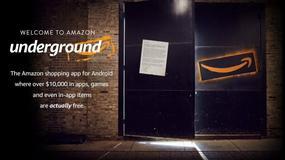 Amazon Underground - darmowe gry na Androida warte ponad 10 tysięcy dolarów