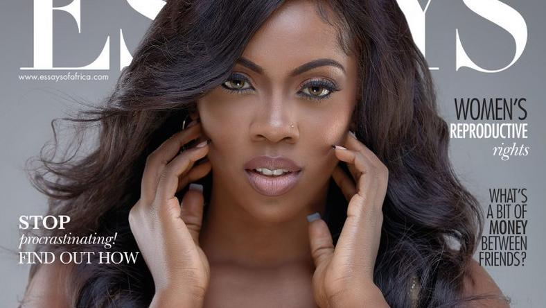 Tiwa Savage for Essays Of Africa Magazine