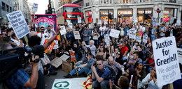 """Ostre protesty w Londynie. """"Polityka oszczędności zabija"""""""
