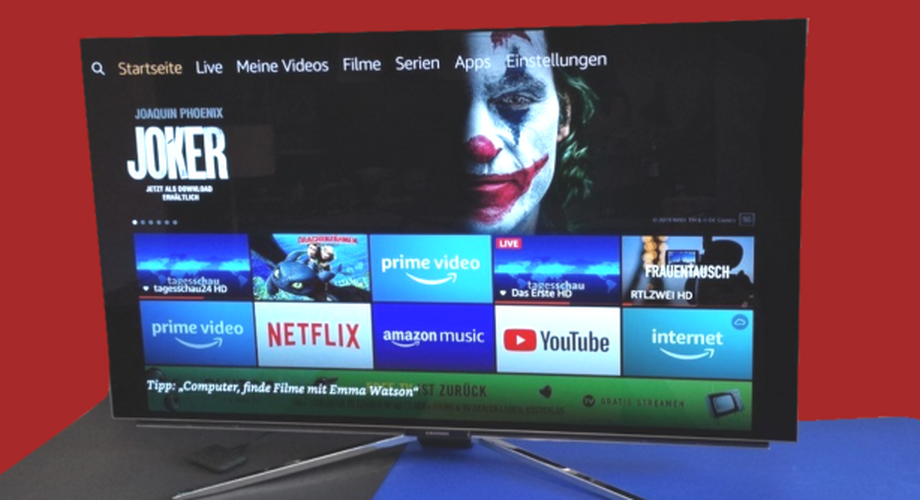 Grundig 55 GOB 9099: Guter OLED-TV mit Amazon-OS