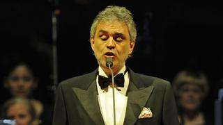 Andrea Bocelli (fot. Getty Images)