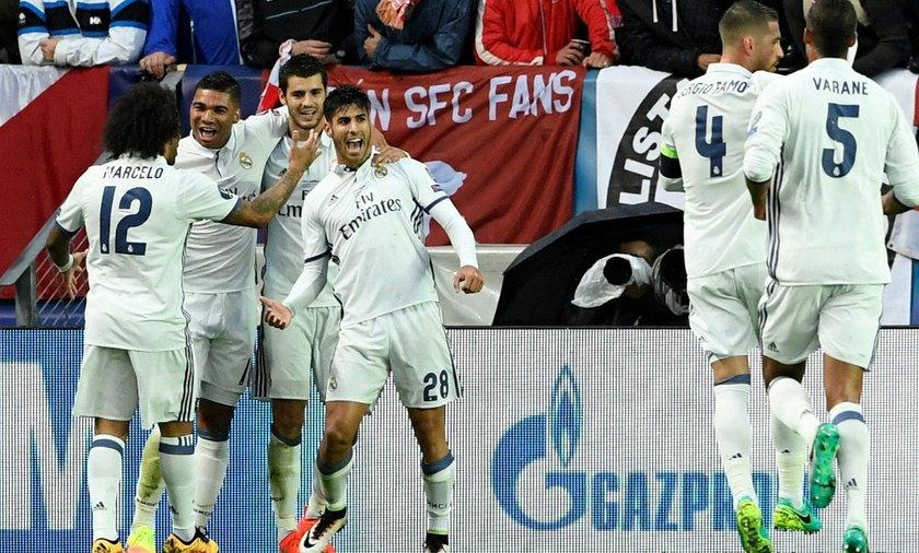 Real Madryt najlepszy w Europie