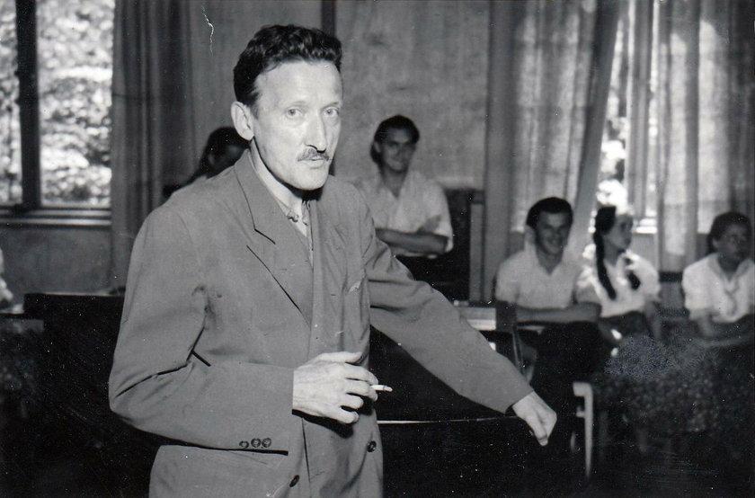 Wybitny kompozytor i znawca polskiego folkloru
