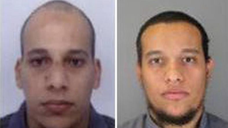 """Sprawcy masakry w tygodniku """"Charlie Hebdo"""" zlokalizowani!"""