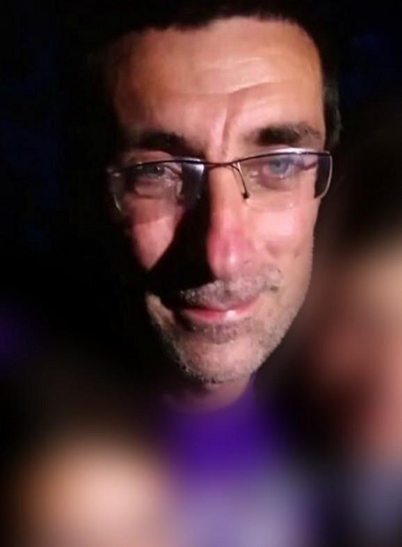 Zoran Jeličić prerezao sebi vrat pred sudom