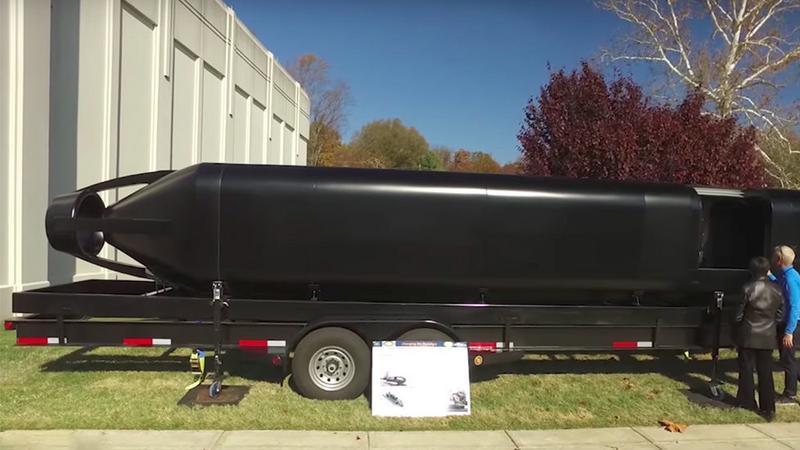 Amerykańska marynarka wydrukowała łódź podwodną