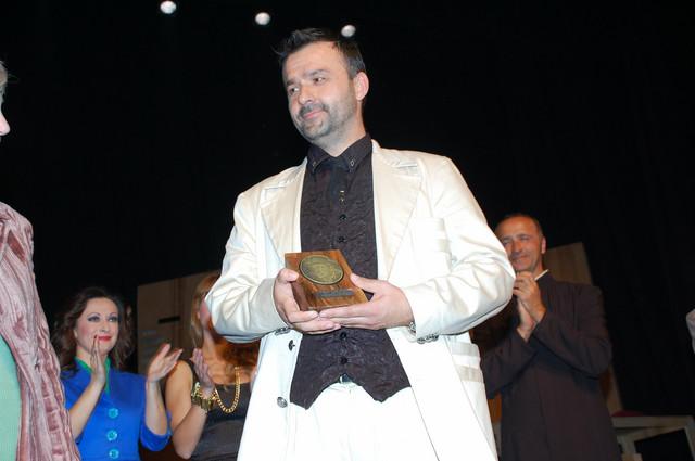 """Vladimir Kurćubić, dobitnik """"Zoranovog brka"""""""