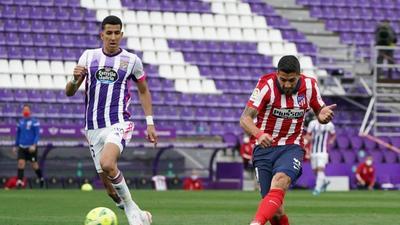 Suarez strike leads Atletico to La Liga title as Real fall short