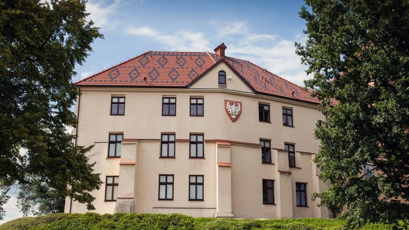 Zamek, Oświęcim
