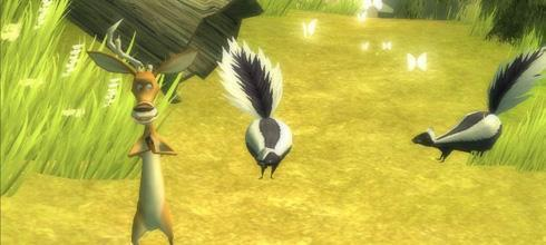 Screen z gry Sezon na Misia