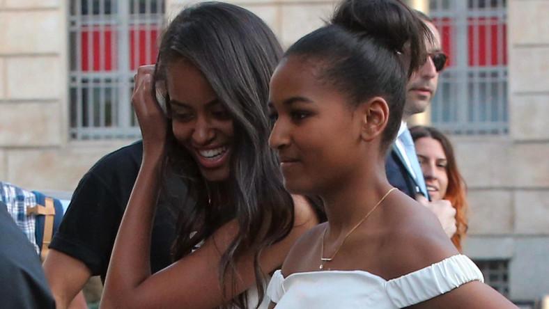 Prezydenckie córki: Sasha i Malia Obama