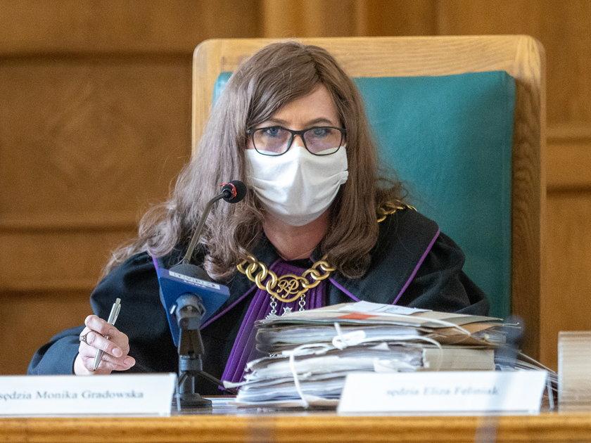 Sędzia Monika Gradowska