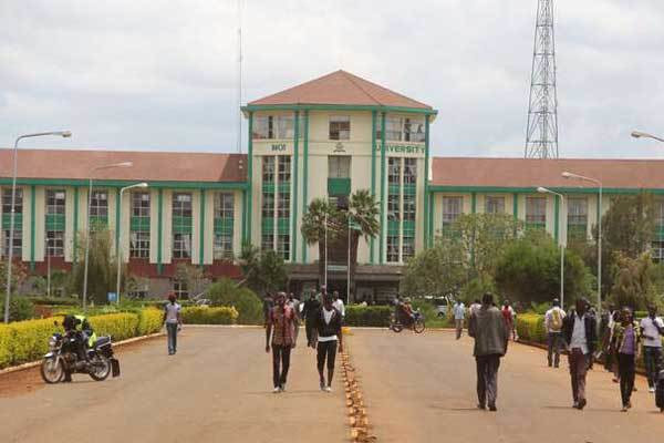 Moi University A fourth year student at the University was stabbed to death after a night of fun