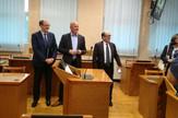 Italijanski tužilac, Nenadić i ambasador Italije