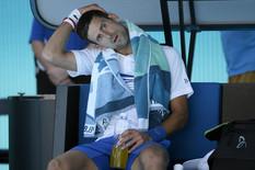 """UPOZORAVAO ĐOKOVIĆA NA NJEGA, A FAVORIT ISPAO """"On je FERARI, veliki talenat, ima sampopuzdanja i šansu kad sretne Novaka..."""""""