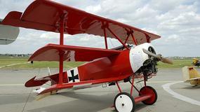 Fokker Dr.I - samolot najsłynniejszego pilota wszech czasów