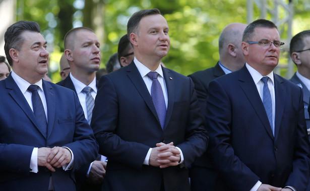 Andrzej Duda: Samorząd stanowi jeden z najważniejszych elementów ustrojowych Rzeczypospolitej; oznacza istotną, może i najistotniejszą decentralizację władzy państwowej