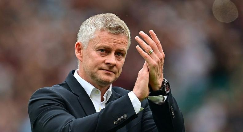 Manchester United boss Ole Gunnar Solskjaer is under pressure Creator: Paul ELLIS
