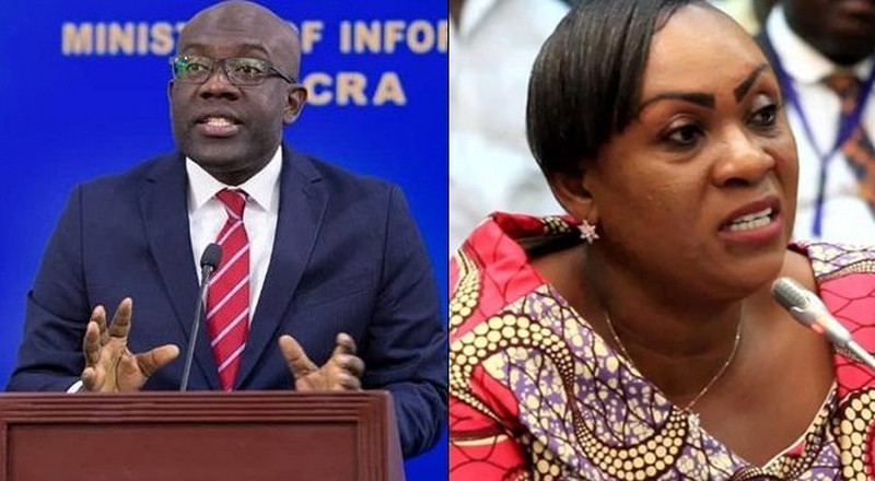 Hawa Koomson, Oppong Nkrumah face vetting committee today