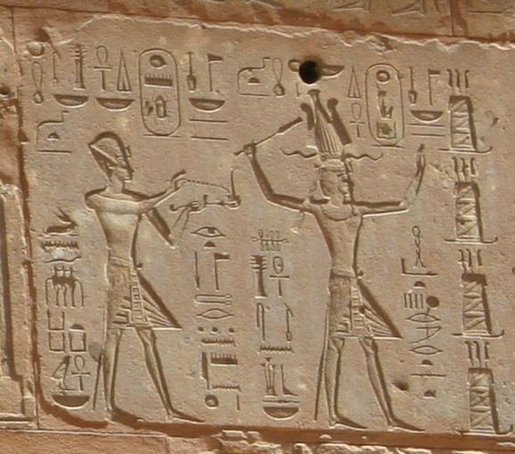 Tutmos III i njegova maćeha Hatšepsut