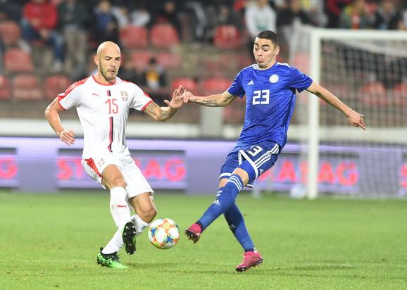 Srbija - Paragvaj